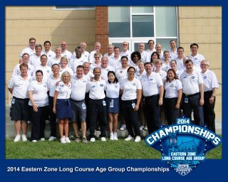 Eastern Zone LC Championships Officials